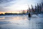 Into the wild, Ice bridge closes the gap 141120-F-FT438-230.jpg
