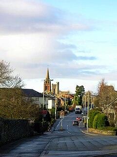 Invergowrie Human settlement in Scotland