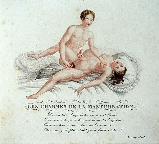 Invocation a l'amour, c. 1825. Wellcome L0030564