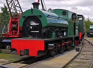 Irchester Narrow Gauge Railway Museum - Image: Irchester Railway Museum Flickr mick Lumix
