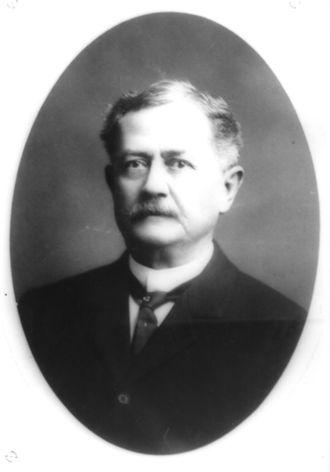 History of Georgia Tech - Isaac S. Hopkins, president of Georgia Tech from 1888 to 1896