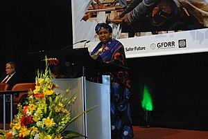 Opening Plenary - Ajaratou Isatou Njie-Saidy, ...