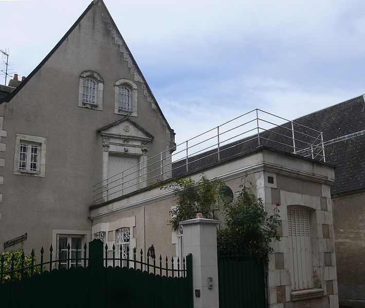 Maison ancienne (Issoudun - 7 rue Pierre Semard)