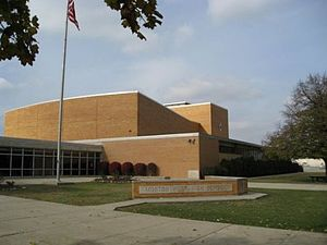 J. Sterling Morton High School West - Image: J. Sterling Morton West High School
