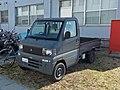 "JASDF ""K Truck"" , 航空自衛隊 軽トラック - panoramio.jpg"