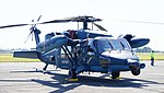 JASDF UH-60J(28-4555) right front view at Hamamatsu Air Base September 28, 2014.jpg