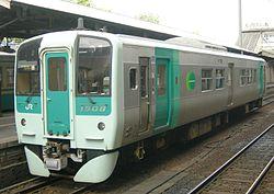 JR四国1500形気動車