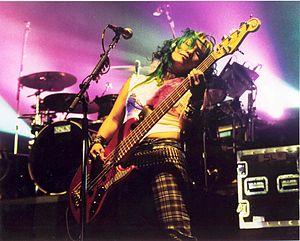 Janis Tanaka - Image: JT Trish live '02