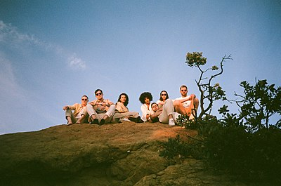 Picture of a band or musician: Jungle