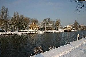 Rijswijk - Image: Jaagpad rijswijk zh