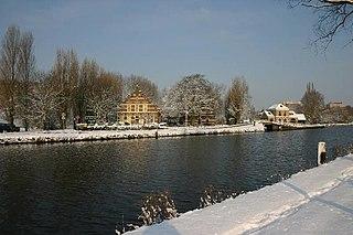 Rijswijk Municipality in South Holland, Netherlands
