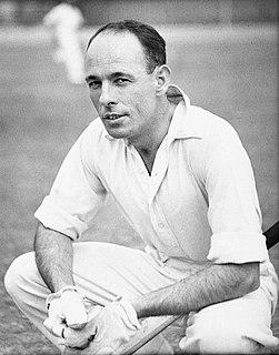 Jack Fingleton Australian cricketer and journalist