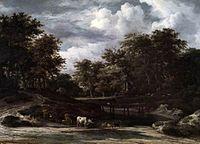 Jacob van Ruisdael - A Woodland Landscape - Barber Institute of Fine Arts.jpg