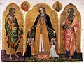 Jacobello Del Fiore - Triptych of the Madonna della Misericordia - WGA11890.jpg