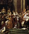 Jacques-Louis David - Consecration of the Emperor Napoleon I (detail) - WGA6088.jpg