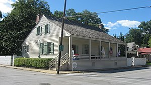 National Register of Historic Places listings in Ste. Genevieve County, Missouri - Image: Jacques Dubreuil Guibourd House