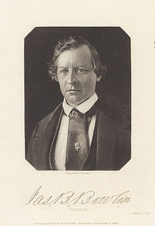 James B. Bowlin United States Representative from Missouri, 1836-1837