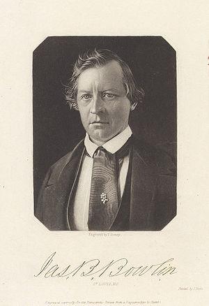 Missouri's 1st congressional district - Image: James Bowlin