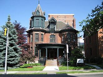 James Street (Hamilton, Ontario) - James Street South, architecture