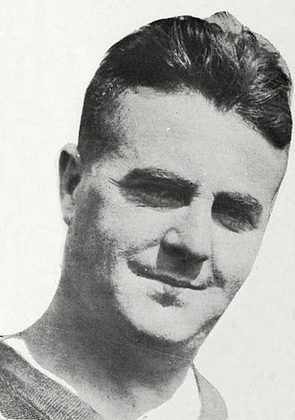 James F. Duffy - Duffy pictured in The Red and White 1923, Detroit yearbook