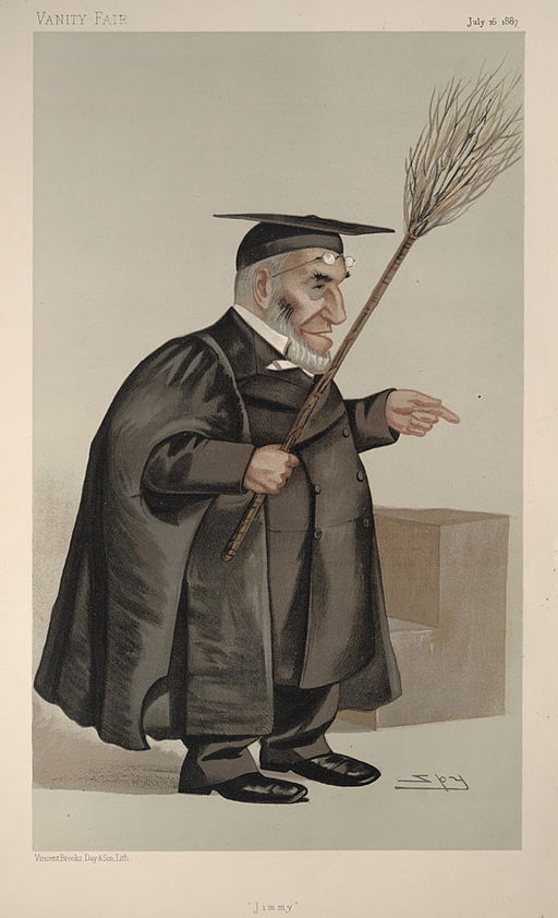 James Leigh Joynes, Vanity Fair, 1887-07-16