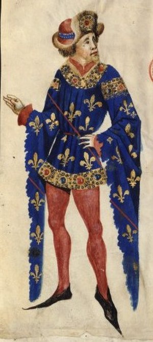 John I, Duke of Bourbon - Image: Jan Bourb 1