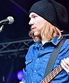 Jan Pape Band - Jan-Hendrik Buhk – Rock 'N' Rose Festival 2014 01.jpg
