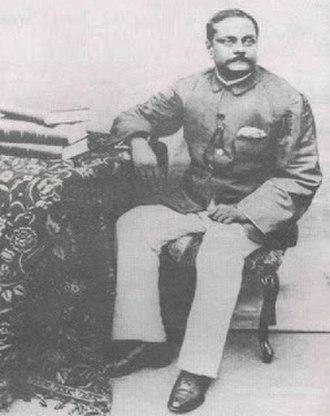 Subhas Chandra Bose - Image: Janakinath Bose