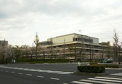 Japanese National Diet Library-2007.jpg