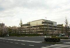 Japanese National Diet Library-2007.jpg