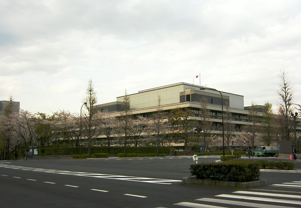 Japanese National Diet Library-2007