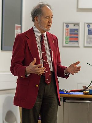 Jared Diamond - Jared Diamond in London, February 2013