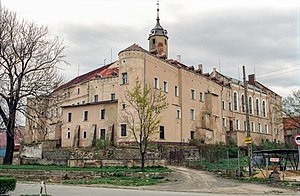 Duchy of Jawor - Jawor Castle