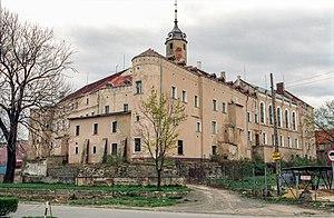 Duchy of Jawor - Jawor Castle