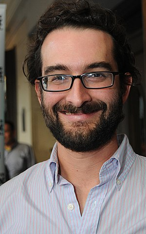 Jay Duplass - Duplass in October 2011