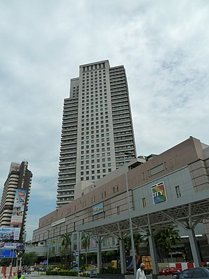 Johor Bahru City Square - Johor Bahru City Square Mall in 2011