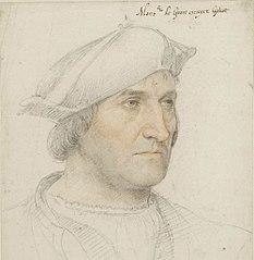 Portrait de Jacques Ricard, nommé Galiot, Seigneur d'Assier en Quercy