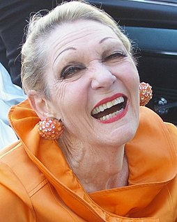 Jeanne Little Australian entertainer
