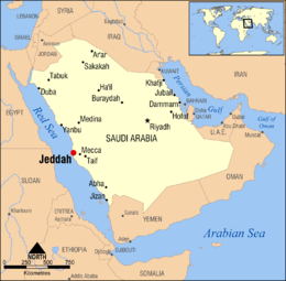 Jeddah, Saudi Arabia locator map.png