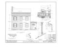 Jedidiah Chapman House, 562 South Main Street, Geneva, Ontario County, NY HABS NY,35-GEN,4- (sheet 3 of 12).png