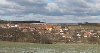 Jemníky Municipality and village in Central Bohemian Region, Czech Republic
