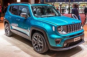 Jeep Renegade – Wikipédia, a enciclopédia livre