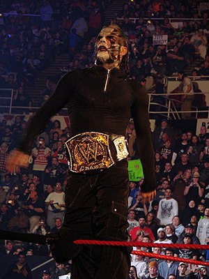 Grand Slam (professional wrestling) - Chris Jericho (top) and Jeff Hardy (bottom) are the only two wrestlers to win all Grand Slam eligible titles in the original format.