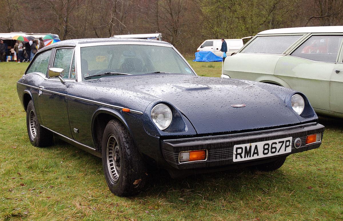 S And S Motors >> Jensen GT - Wikipedia
