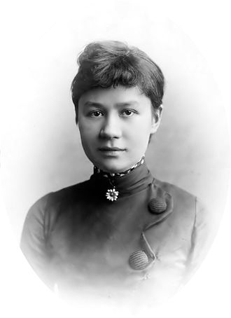 Johanna van Gogh-Bonger - Johanna van Gogh-Bonger in 1889