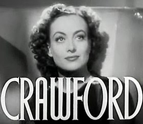 Joan Crawford, trailer del film