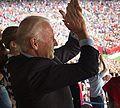 Joe Biden leads the cheers for the U.S. Women's soccer team (cropped1).jpg