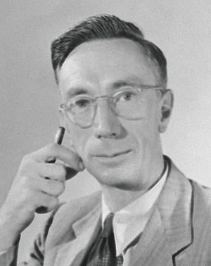 Joseph Lade Pawsey - Joe Pawsey as a research physicist in CSIRO