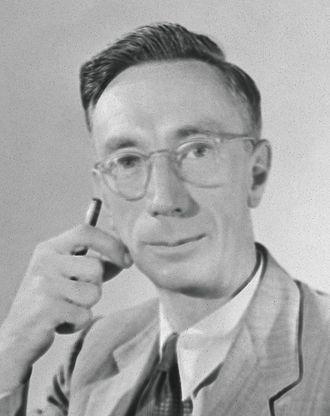 Joseph Lade Pawsey - Joe Pawsey as a research physicist in CSIRO