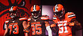 Joe Thomas Armonty Bryant Barkevious Mingo Cleveland Browns New Uniform Unveiling (16534284023).jpg